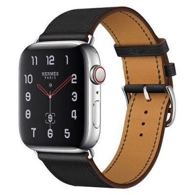 STRAP TECH PROTECT LEATHER ΓΙΑ APPLE WATCH 42/44MM – BLACK