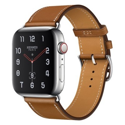 STRAP TECH PROTECT LEATHER ΓΙΑ APPLE WATCH 42/44MM – BROWN