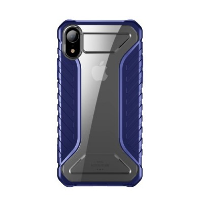 ΘΗΚΗ BASEUS MICHELIN SERIES ΓΙΑ IPHONE XR 6.1″ – BLUE