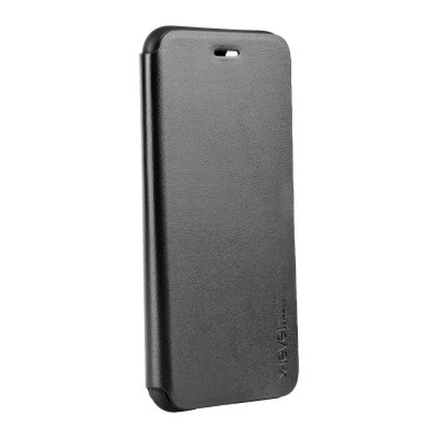 ΘΗΚΗ XLEVEL FLIP WALLET SERIES ΓΙΑ IPHONE X/XS – BLACK