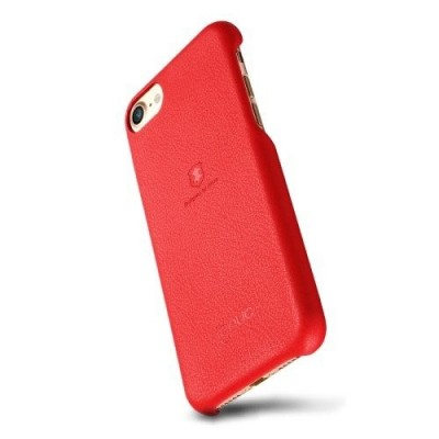 ΘΗΚΗ LENUO MUSIC CASE II LEATHER ΚΟΚΚΙΝΟ ΓΙΑ IPHONE 7/8/SE 2020