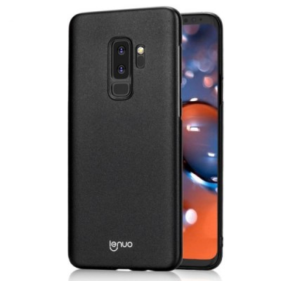 ΘΗΚΗ LENUO LESHIELD SERIES ΓΙΑ GALAXY S9 PLUS – BLACK