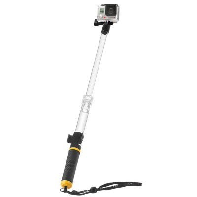 ΑΔΙΑΒΡΟΧΟ SELFIE STICK MONOPOD HR301 FLOAT SELFIE POLE FOR GOPRO