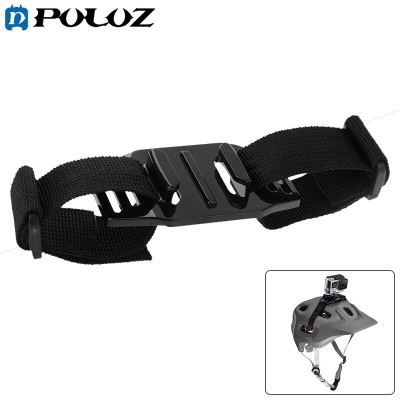PULUZ PU04 Helmet Strap Head Belt Mount Mount Adapter for Action Camera