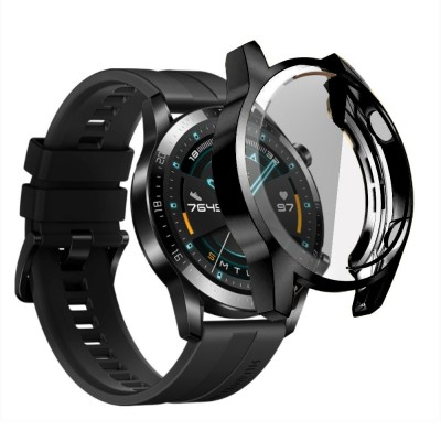 Θήκη TPU Cover Huawei Watch GT 2 (46MM) Full Around - Black