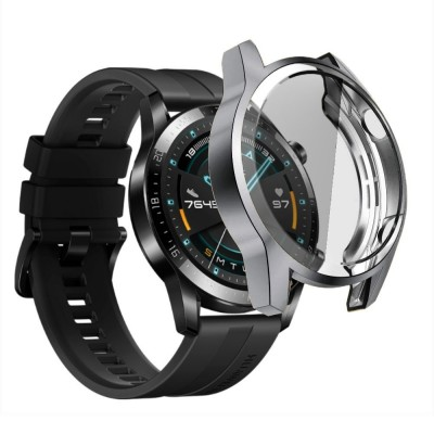 Θήκη TPU Cover Huawei Watch GT 2 (46MM) Full Around - Grey