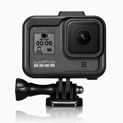 THE STANDARD FRAME WITH QUICK RELEASE BUCKLE ΓΙΑ GOPRO HERO 8 BLACK