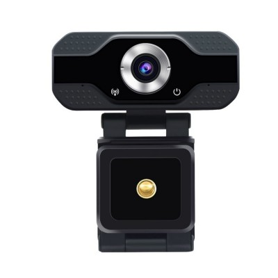 ESCAM PVR006 HD 1080P HD Webcam with Microphone for PC
