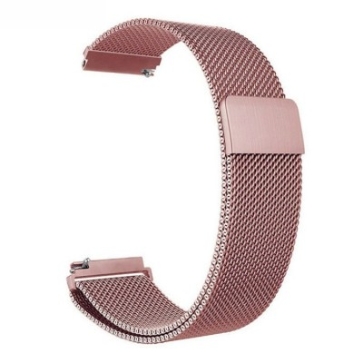 Stainless Steel Milanese Bracelet Band for Amazfit GTS - Rose Gold OEM