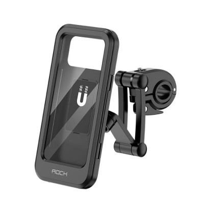ROCK RPH0957 Universal Bicycle Riding Touch Screen Waterproof Mobile Phone Holder for 4.5-6.7 inch Mobile Phone